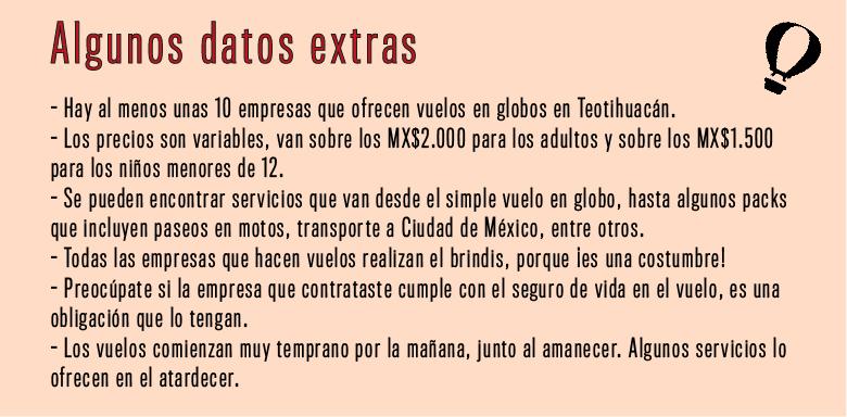 Vuelos sobre Teotihuacán