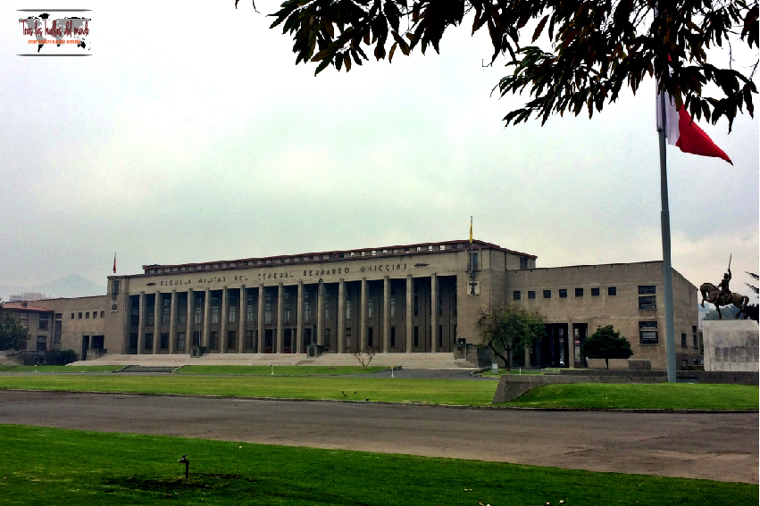 DP Escuela Militar