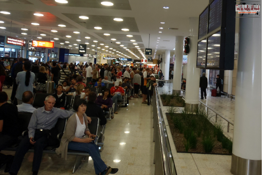 Iberia perder vuelo 2