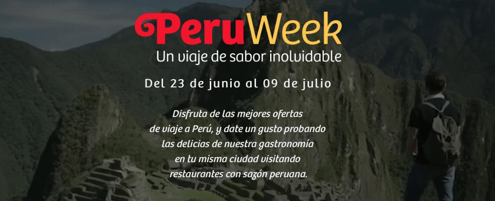 PerúWeek 0